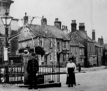 1 Castle St early 1900s