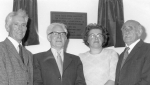 1975 Methodist Church Hall dedication