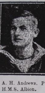 Albert Andrews