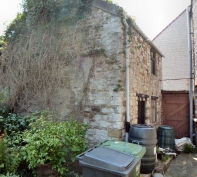 Bothy back of Coombe cottage