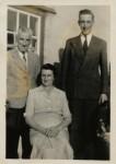 Charles, Fanny and Harry Thomas
