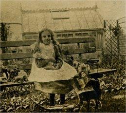 Dorothy Burchell circa 1914