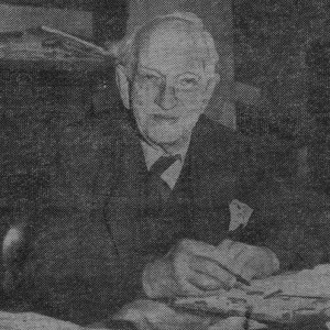 Harry Burchell 1959
