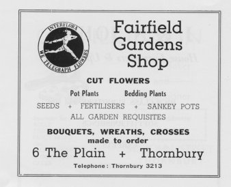 Fairfield Garden Shop