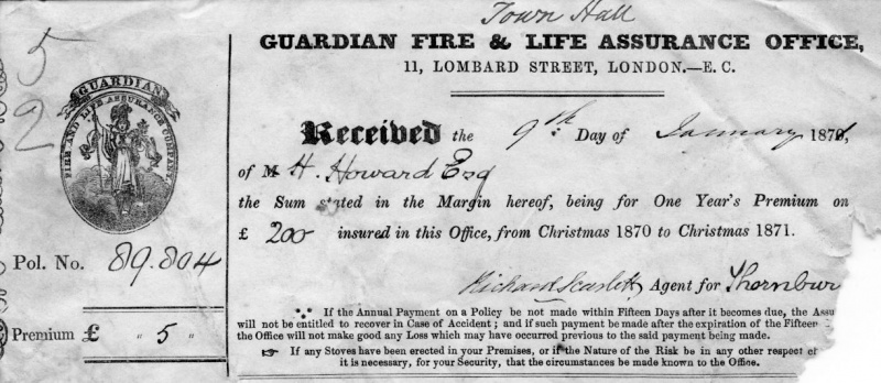 fire-insce-premium-for-town-hall-1871