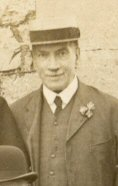 Francis James Williams seedsman 1922