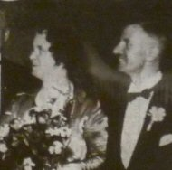 Fred Church silver wedding