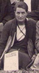 Gladys Morse circa 1933