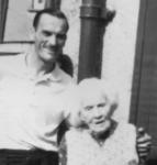 Violet Ginn & Brian Barton