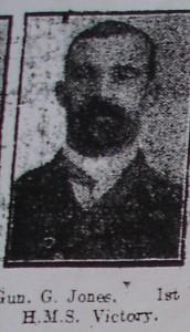 Gunner G Jones