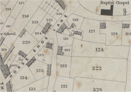 HSL 1840 Tithe Map
