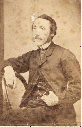 Henry Gayner from Helen Parry