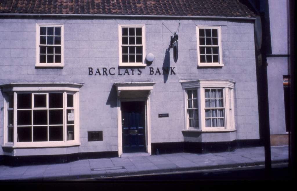 High St Barclays Bank 1968