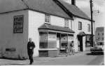 Joe Conway junction Horseshoe Lane1969