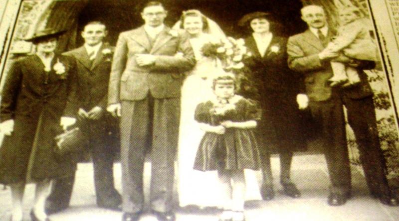 Josephine Appleby wedding