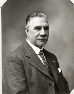 Maurice Augustus Chambers