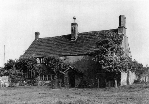Rectory Cottage 1942 poss Nat Mon copyright