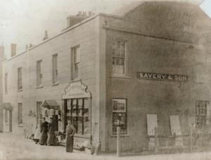 Savery shop 1871