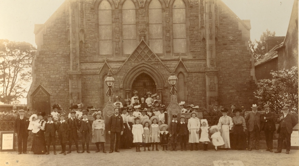 Thornbury Methodist Church 1907