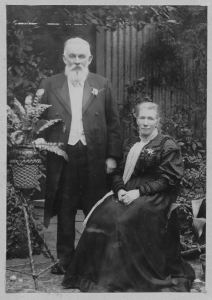 Walter William & Anna Maria Pitcher
