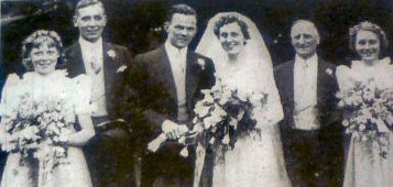 West shen grace and Haley wedding august 1938
