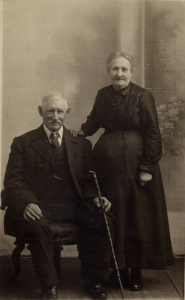 William and Eliza Cook