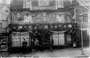 William's seed shop c1910